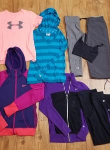 Womens (Size Small) Athletic Bundle